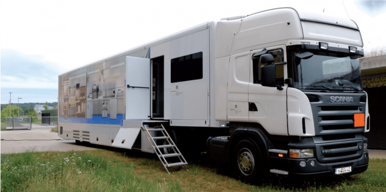 biosafety level 3 mobile laboratories and clinics